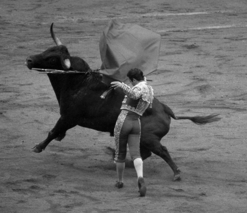 Lucien Clergue, DIEGO PUERTA, BILBAO, 1970