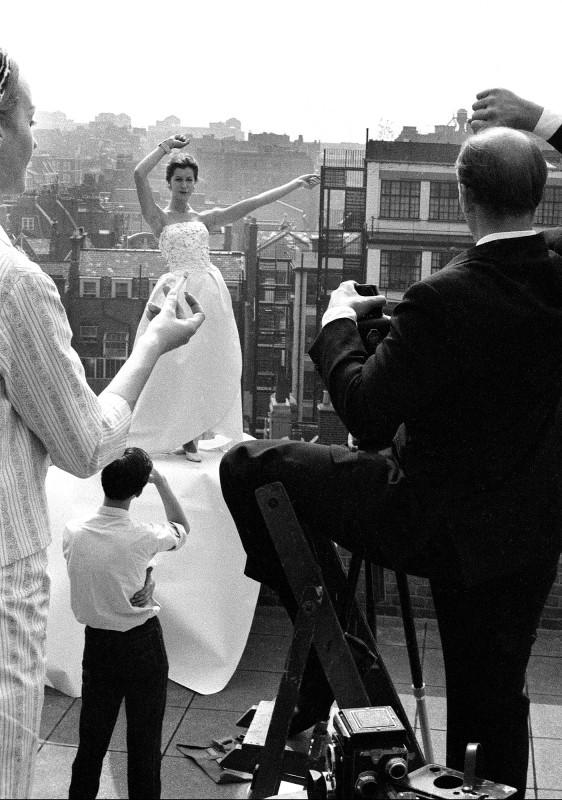 Brian Duffy, CLAUDE VIRGIN, 1961