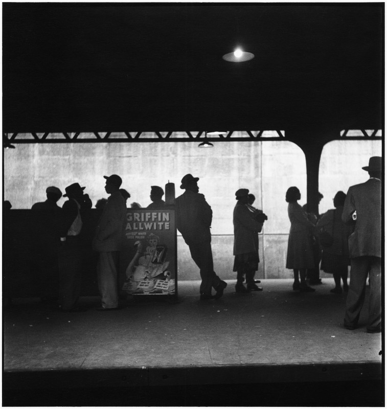 Elliott Erwitt, NEW YORK CITY, USA, 1948