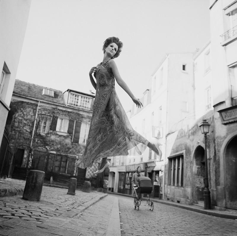 MELVIN SOKOLSKY, THINK ON AIR, PARIS, 1965