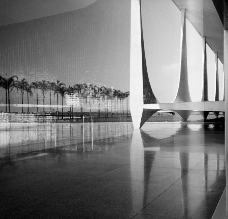 Lucien Clergue, BRASILIA, 1963
