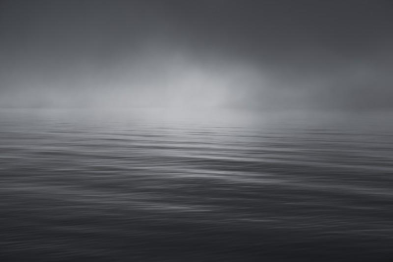 Vincent Munier, ARCTIC SEASCAPE, SPITSBERGEN, 2013