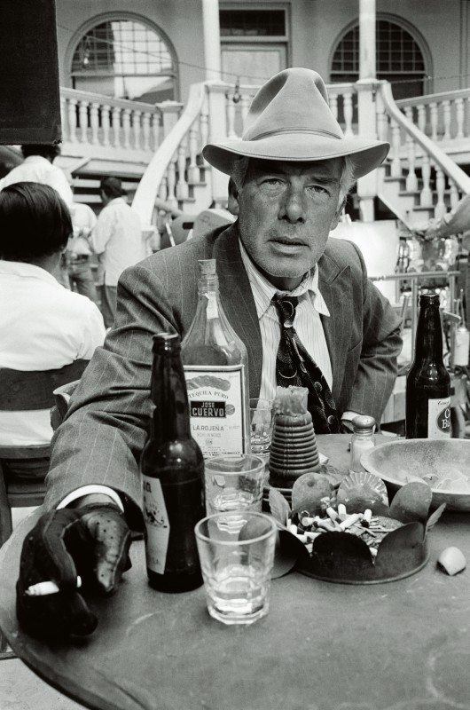 Terry O'Neill, LEE MARVIN ON THE SET OF POCKET MONEY, TUCSON, ARIZONA, 1971