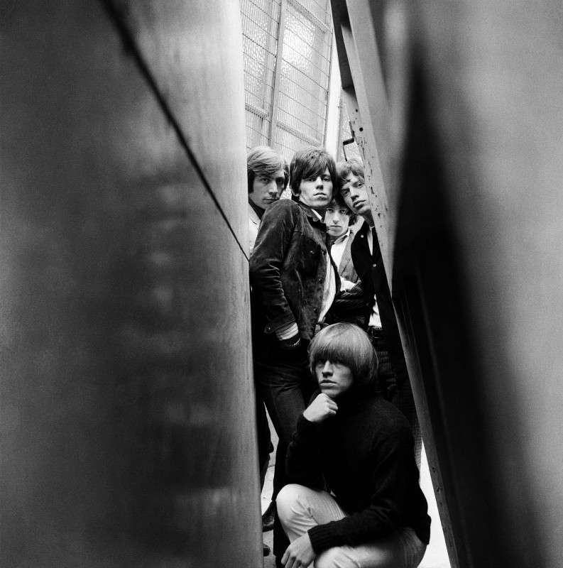 Gered Mankowitz, OUT OF OUR HEADS, ORMOND YARD, LONDON, 1965