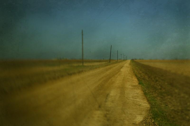 Jack Spencer, WEST TEXAS ROAD, 2005