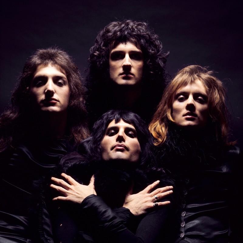 Mick Rock, QUEEN 2 ALBUM COVER, LONDON, 1974