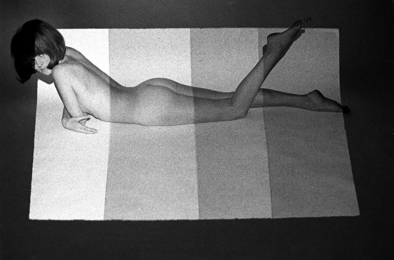 Brian Duffy, SUNTAN FEATURE, TOWN MAGAZINE, 1963