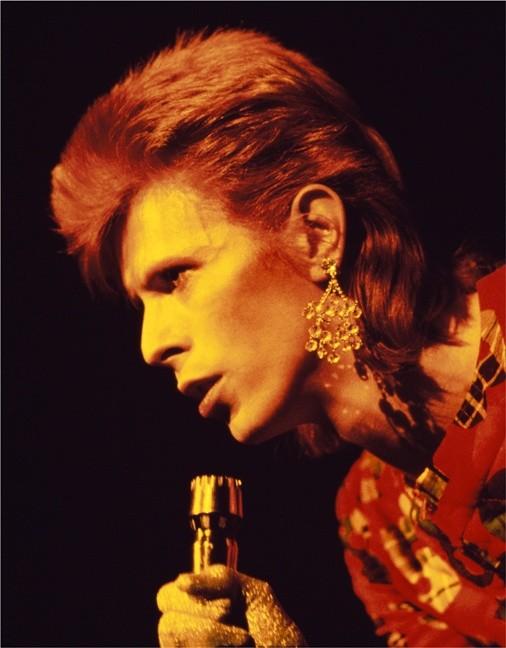 Mick Rock, DAVID BOWIE, SCOTLAND, 1973