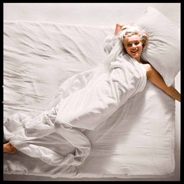 Douglas Kirkland, MARILYN MONROE, A NIGHT TO REMEMBER, NOVEMBER 17, 1961