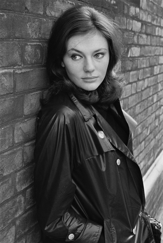 Patrick Lichfield, JACQUELINE BISSET, WILTON PLACE, LONDON, 1ST MAY, 1964