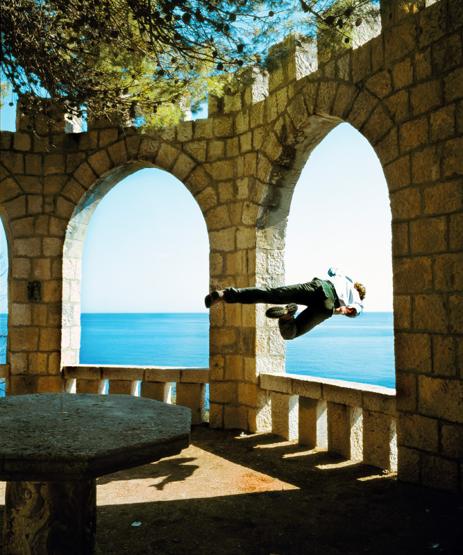 Kerry Skarbakka, CROATIA, FROM THE SERIES 'THE STRUGGLE TO RIGHT ONESSELF', 2003