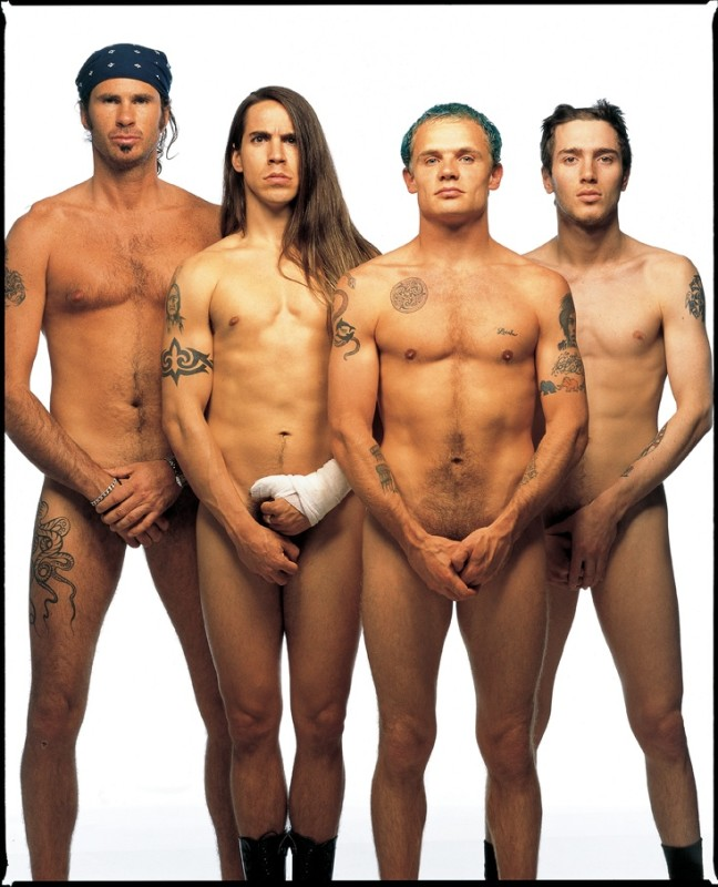 Mark Seliger, RED HOT CHILI PEPPERS, LOS ANGELES, 1992