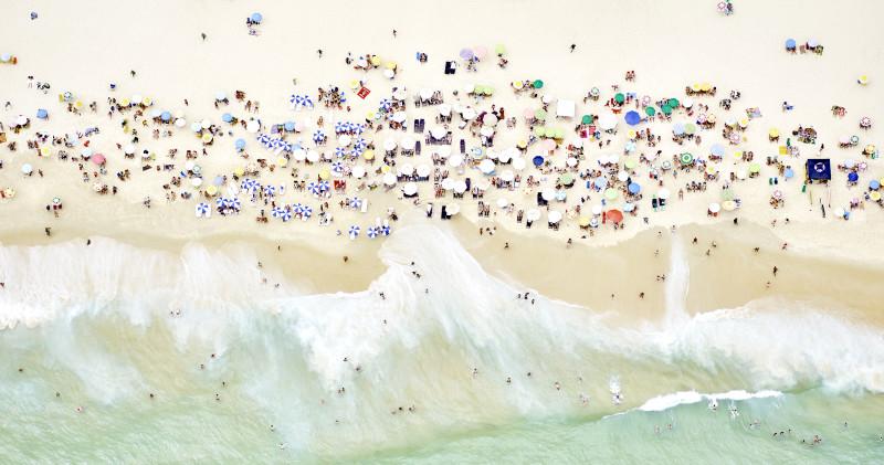 Joshua Jensen-Nagle, GETTING WHISKED AWAY, RIO DE JANEIRO, 2016