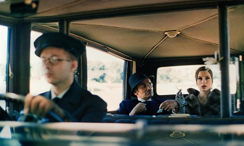 MELVIN SOKOLSKY, TO JAIL, JURGEN LEICH, EDDIE SENZ, SUZY PARKER, NEW YORK, 1962