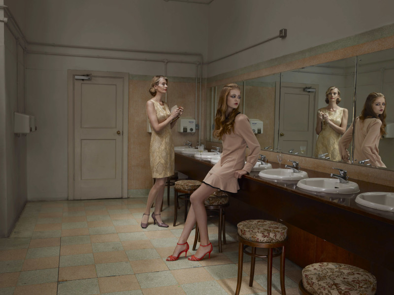JULIA FULLERTON-BATTEN, PRETTY NEW THING, MOTHERS AND DAUGHTERS, 2012