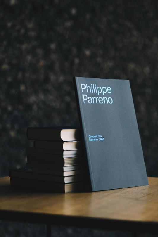 <b>Philippe Parreno<br></b>Gropius Bau Sommer 2018<br>Verlag der Buchhandlung Walther König, 2018<br>