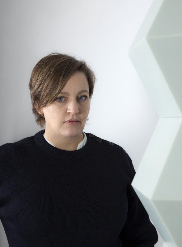 The work of Angela Bulloch (b. 1966, Rainy River, Canada) spans many media, manifesting her interest in systems, patterns and rules, as well as her preoccupation with the history of shapes and human interaction.<br><br>Recent solo exhibitions include: <b>Anima Vectorias</b>, MAAT, Lisbon (2019–20); <b>Angela Bulloch</b>, Omi International arts Center, The Fields Sculpture Park, Ghent, NY (2017); <b>Considering Dynamics &amp; The Forms of Chaos,</b> Sharjah Art Museum, Sharjah (2016); <b>Short Big Drama</b>, Witte De With, Rotterdam (2012); <b>Time &amp; Line</b>, Städtische Galerie, Wolfsburg (2011)<br>
