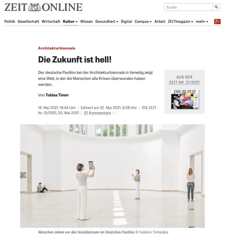 <b>Die Zeit</b>