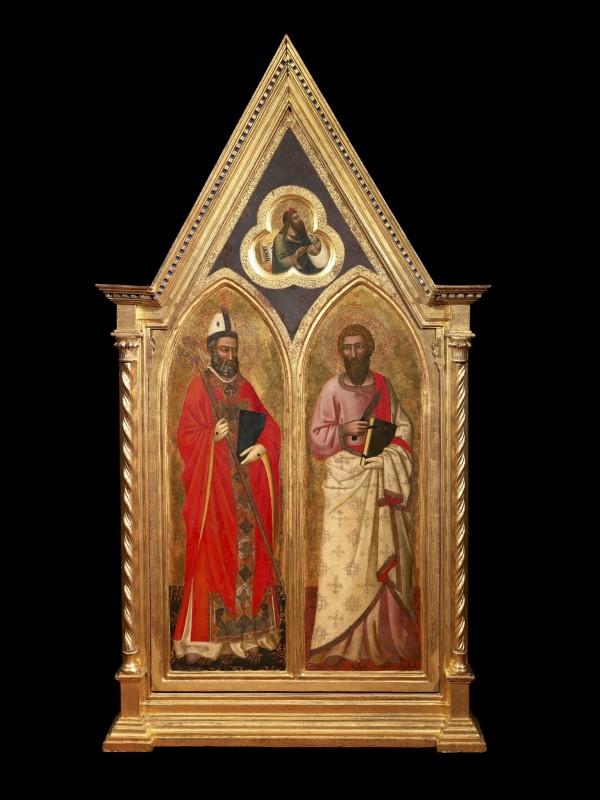 Andrea Bonaiuti, Bishop Saint and Saint Bartholomeuw