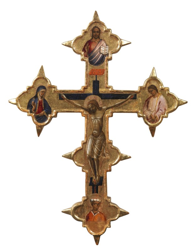 Master of San Jacopo a Mucciana, Crucifix