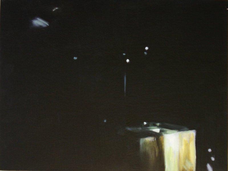 Rachel Lancaster, Plinth, 2008