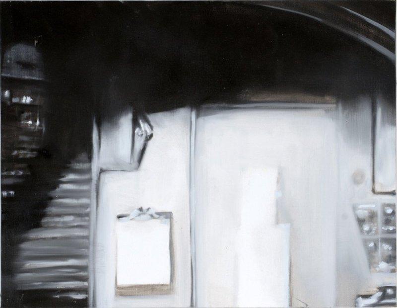 Rachel Lancaster, Aeroplane, 2007