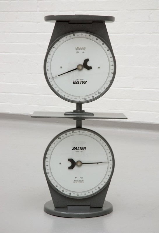 Richard Rigg, Weighing Scales, 2005