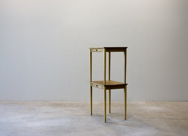 Richard Rigg, Two Writing Desks, False Drawer, 2009