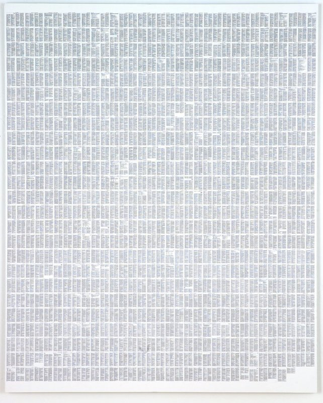 Richard Rigg, A-Z Text Patterns, 2004