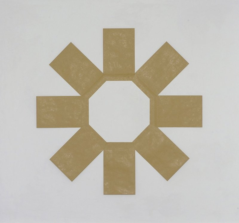 Richard Rigg, Envelope Octogon, 2005