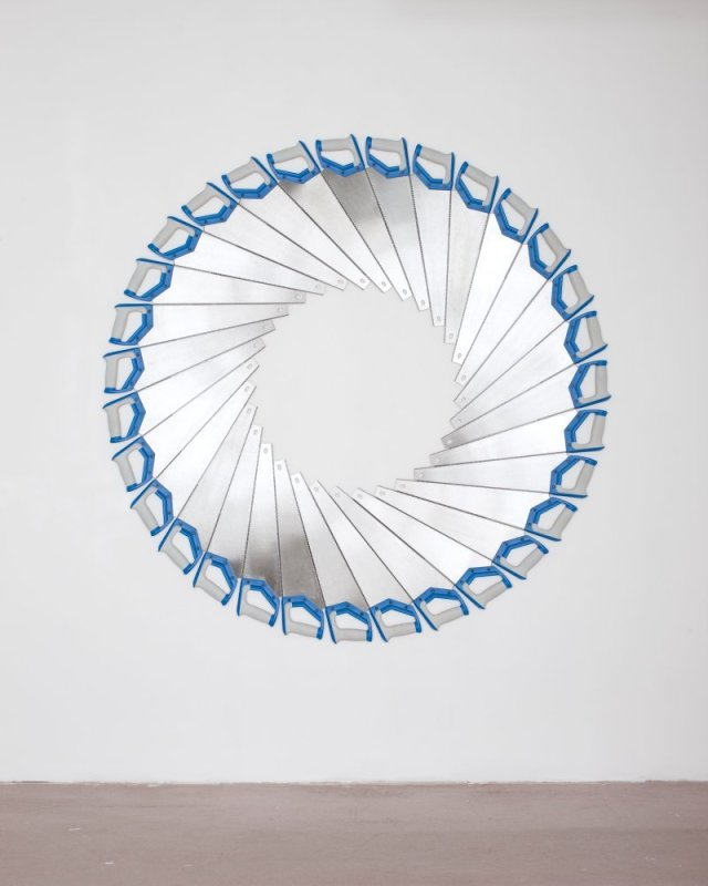 Jacob Dahlgren, Untitled Endless Cut, 2011