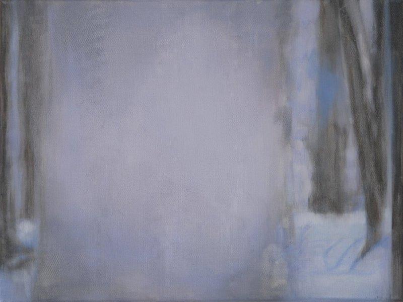 Rachel Lancaster, Tree Trunk, 2007