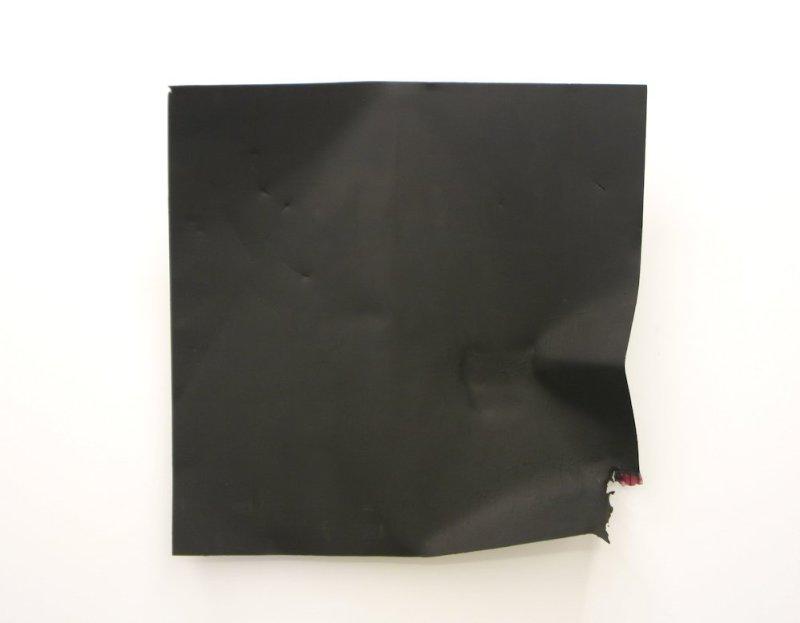 Paul Merrick, Untitled (Black Chew), 2007