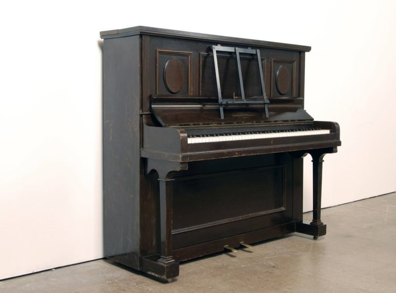 Richard Rigg, Piano, 2007