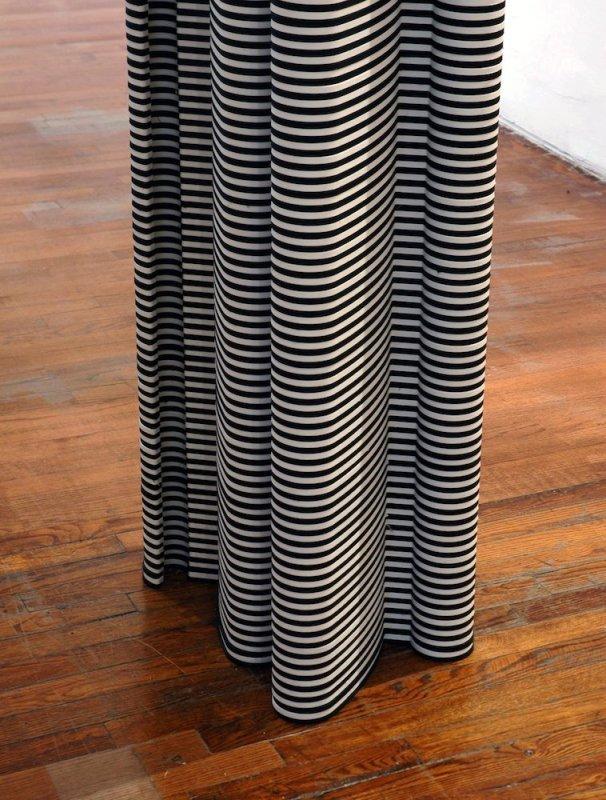 Jacob Dahlgren, Untitled endless column (detail), 2006