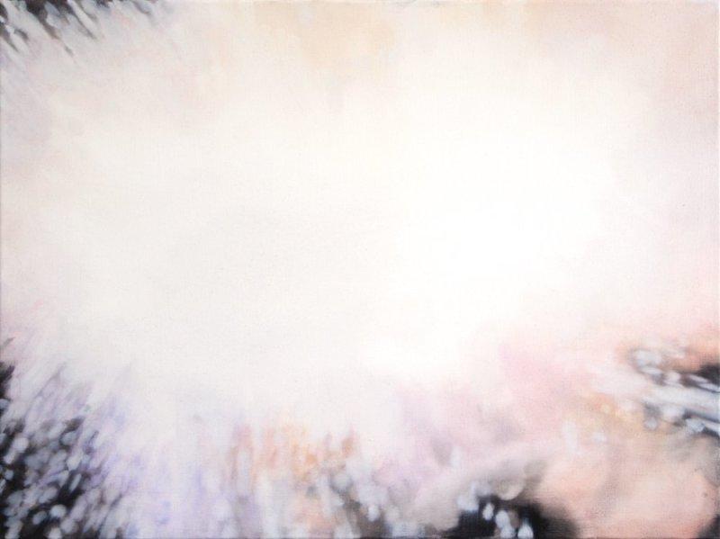 Rachel Lancaster, Explosion, 2008