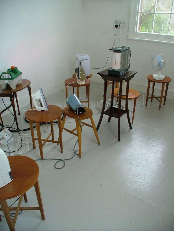 Jo Coupe, Electroasis, 2006