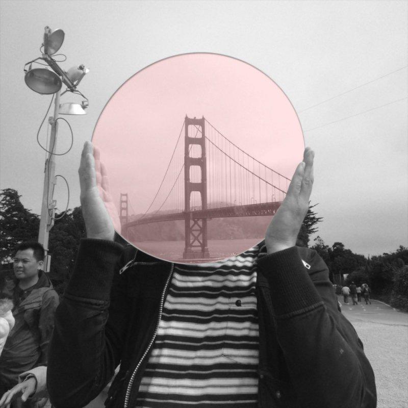 Jacob Dahlgren, Golden Spots of San Francisco, 30 years later; Golden Gate Bridge, 2009