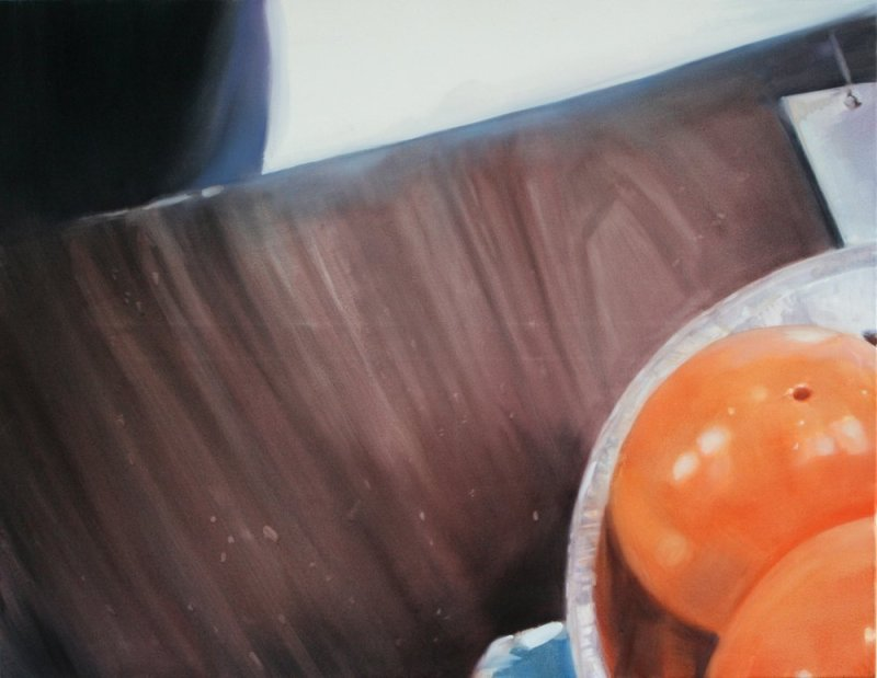 Rachel Lancaster, Oranges, 2009