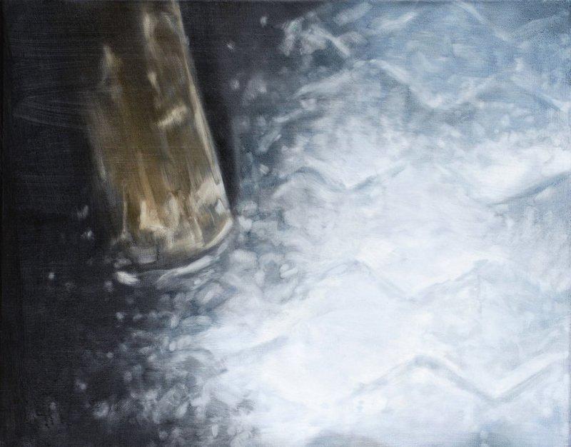Rachel Lancaster, Salt, 2007