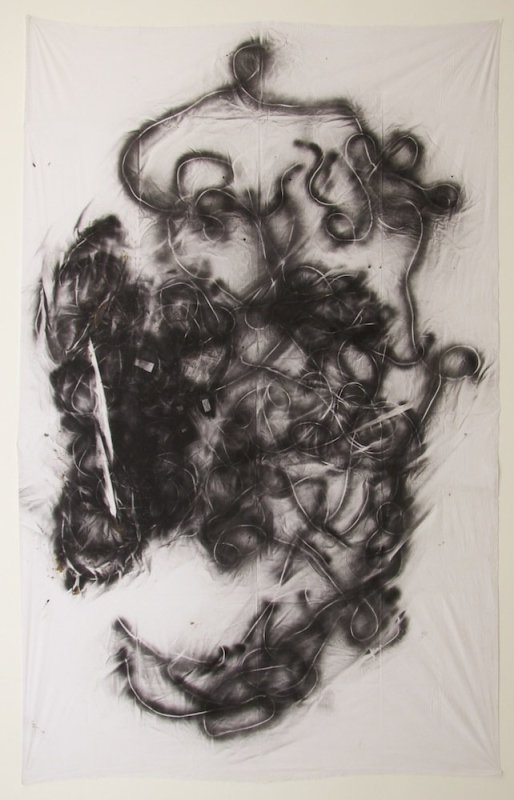 Hugo Canoilas, Untitled (drawing), 2012