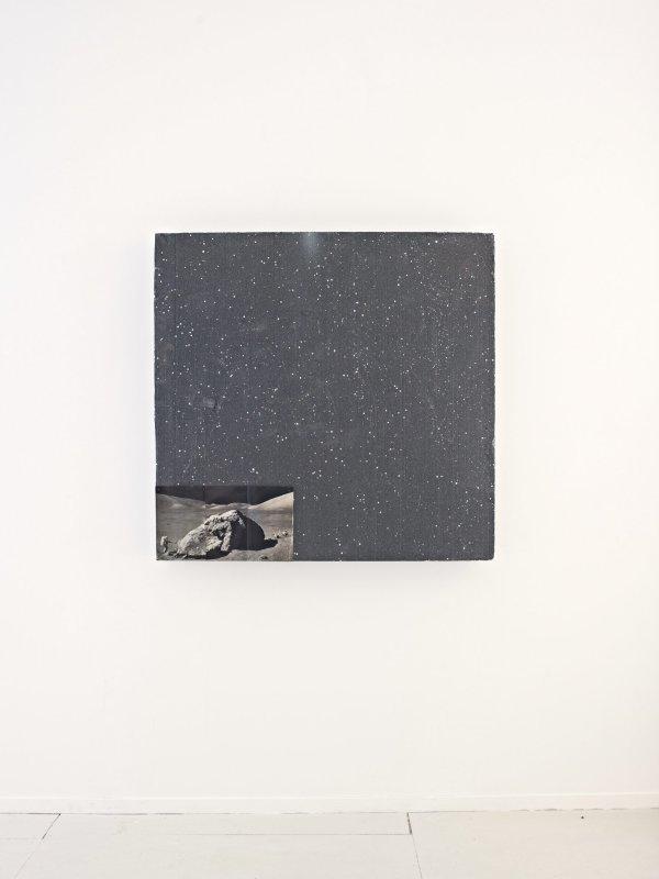 Paul Merrick, Untitled (Moon Rock), 2013