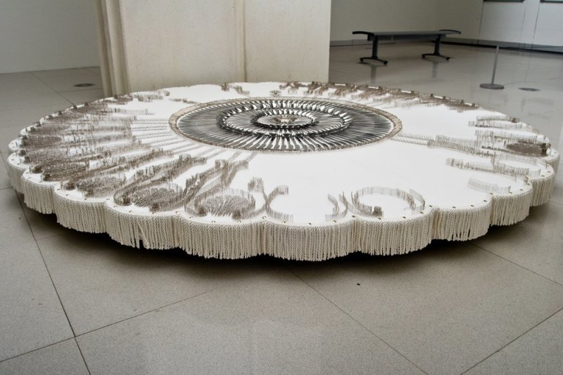 Catherine Bertola, Bit by bit, piece by piece, 2009