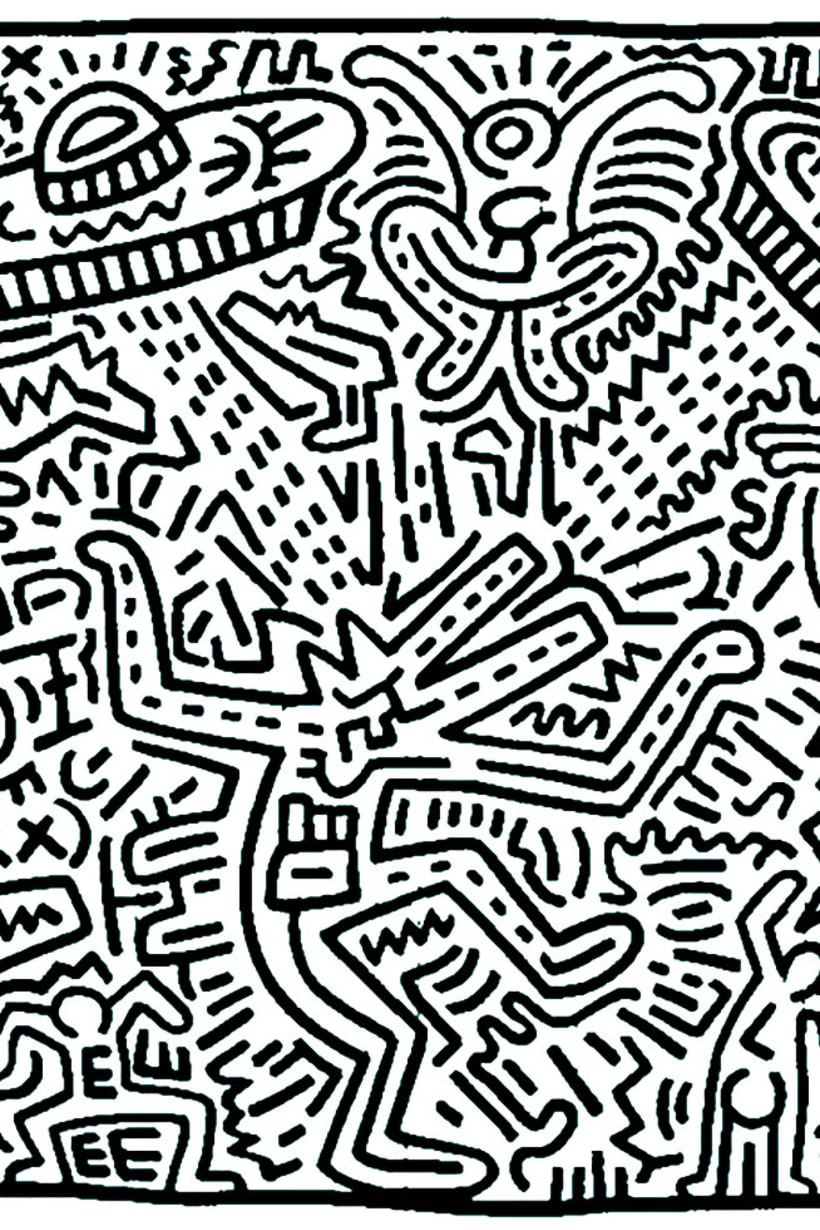 Damian Elwes on Keith Haring: The Godfather of Graffiti
