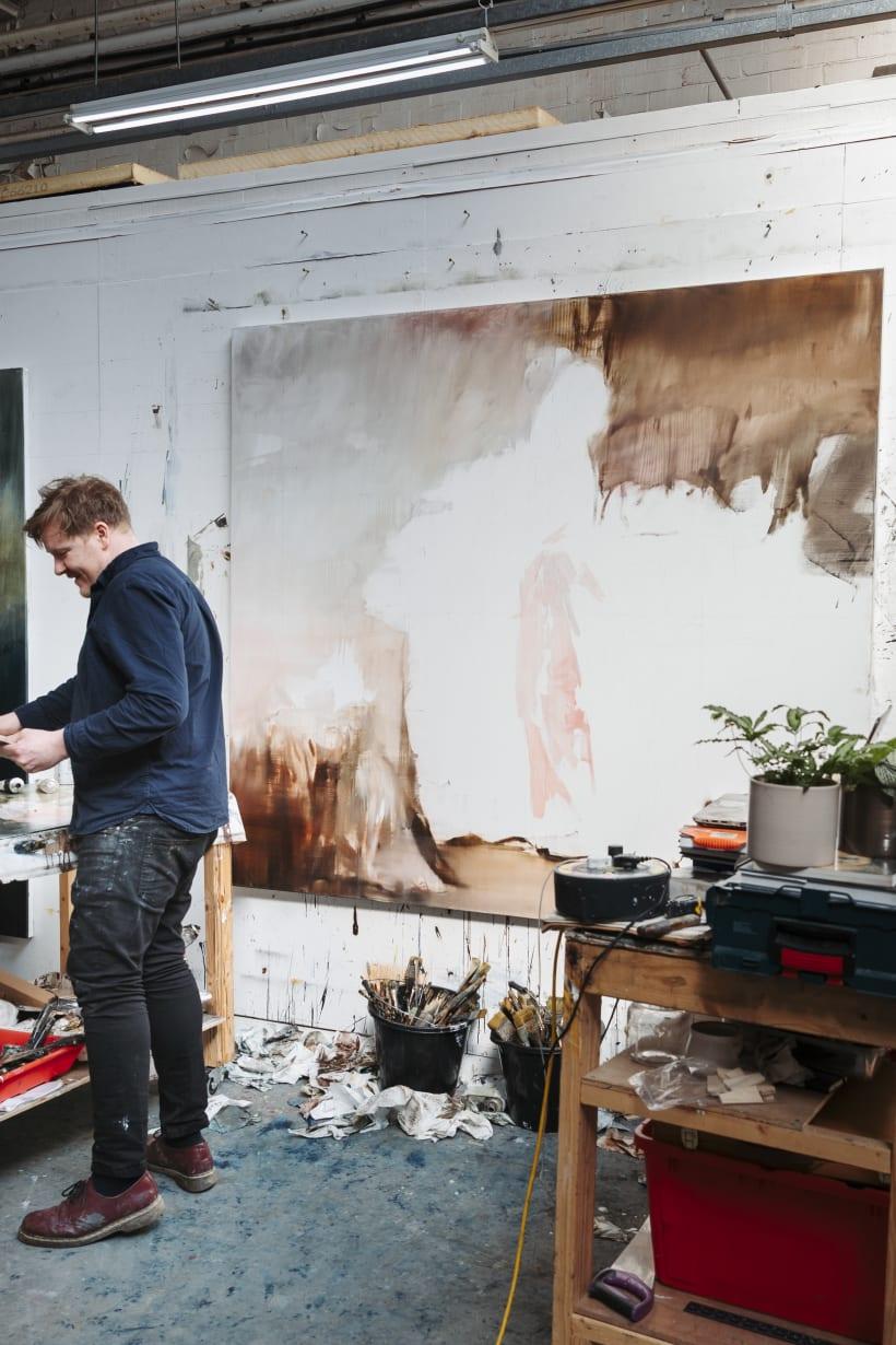 Introducing Jake Wood Evans' Legacy & Disorder