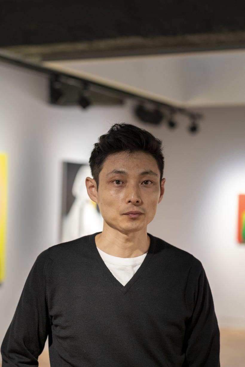 In Conversation With Teiji Hayama