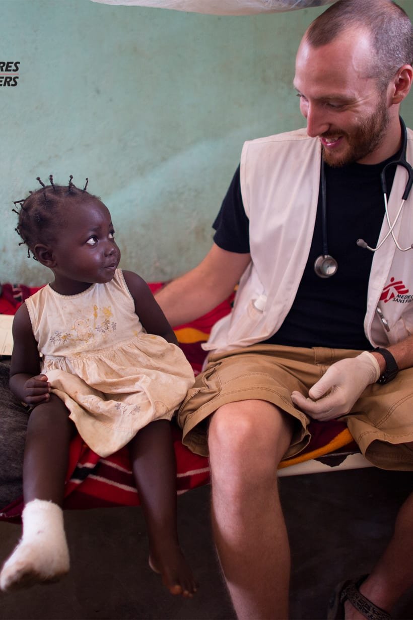 Médecins Sans Frontières & World Vision