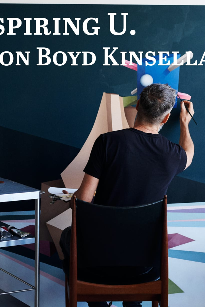 Jason Boyd Kinsella, Picasso, Basquiat and Henry Moore