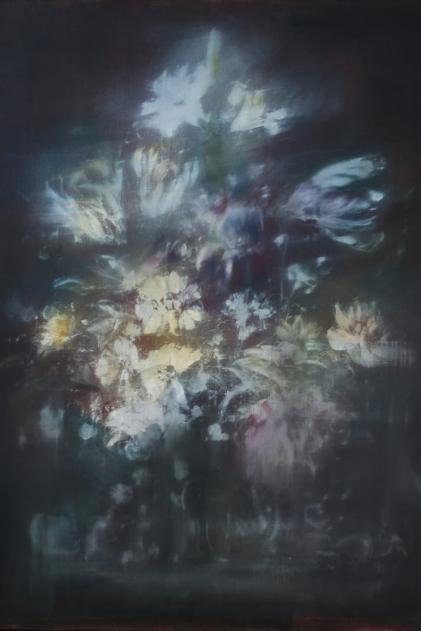 Jake Wood-Evans, Vanitas at Musée d'Art Classique de Mougins