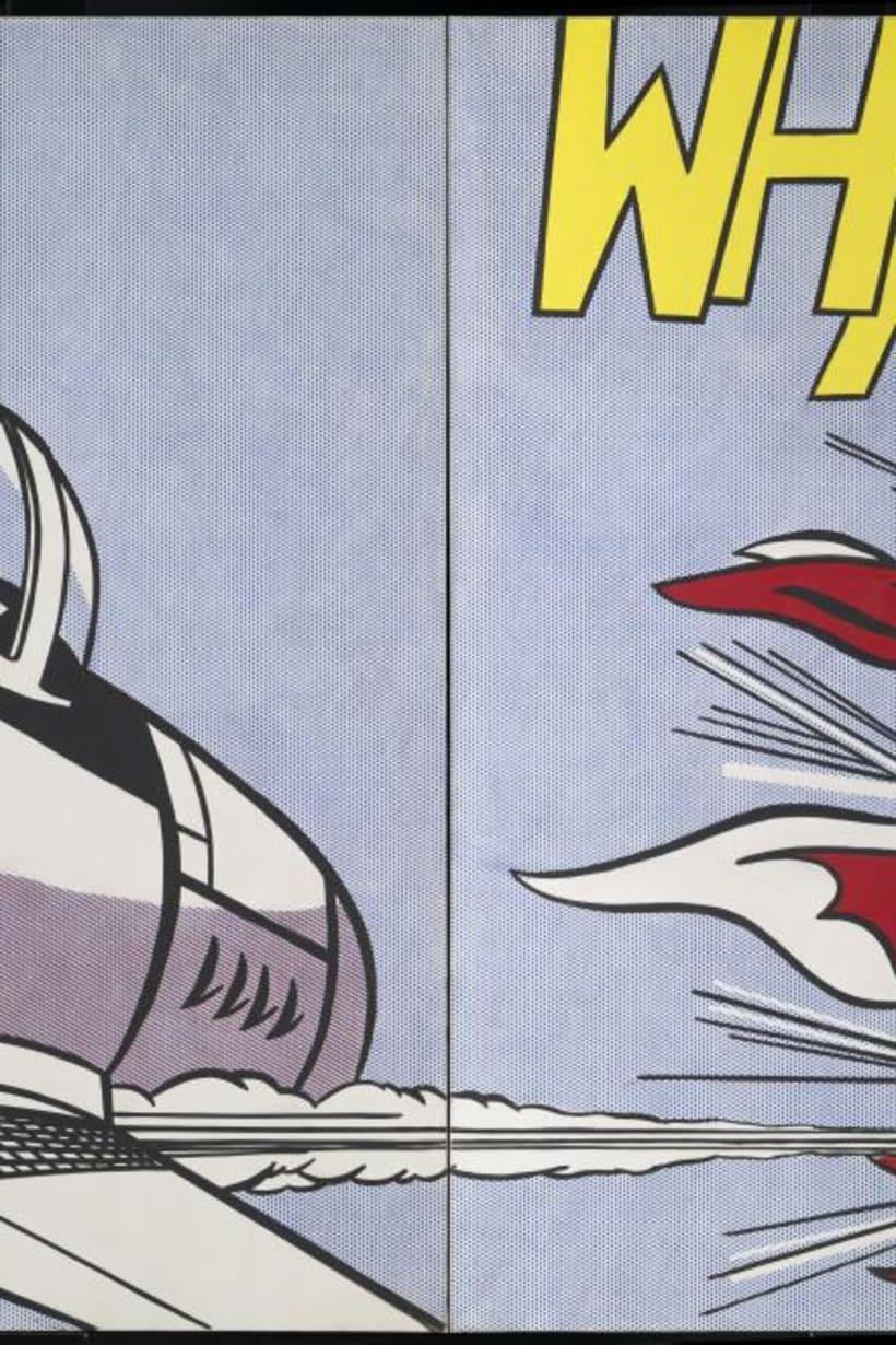 Roy Lichtenstein | Jacky Tsai's U Great